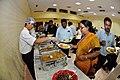 Buffet Lunch - VMPME Workshop - Science City - Kolkata 2015-07-16 9045.JPG