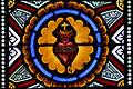 Bugarach Eglise Vitrail 26072014 04.jpg