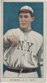 Bugs Raymond, New York Giants, baseball card portrait LCCN2008676507.tif