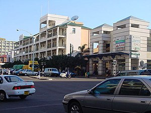 Bulawayo Centre