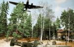 Bundesarchiv Bild 101I-399-0006-19, Norwegen, beschädigte Bf 110 Recolored.png