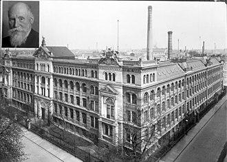 Reclam - Reclam publishing house in Leipzig, 1928