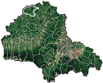 Bunești, Brașov - Image: Bunesti jud Brasov