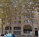 Bureau de poste, 1 bis rue de Chaillot, Paris 16e.jpg