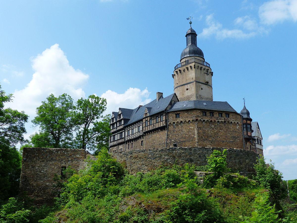 falkenstein castle harz wikipedia