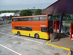 Burnley Bus Company - Alexander RL bodied Leyland Olympian in Burnley in June 2012