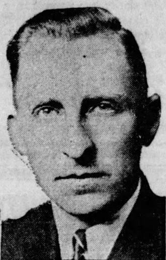 Buron Fitts - Buron Fitts, California Lieutenant Governor.