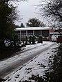 Bursledon Telephone Exchange on the A27 Providence Hill - geograph.org.uk - 1660158.jpg