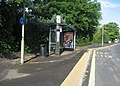 Bus Stop - Brunel Road - geograph.org.uk - 863148.jpg