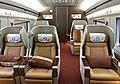 Business class interior of CR400BF-C-5145 (20191230111941).jpg
