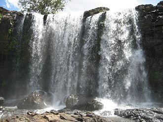 Mondulkiri Province - Busra Waterfall