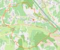 Bussières Gemeindeschema OSM.png