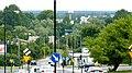 Bydgoszcz - widok na skrzyżowanie ul Planu i Nowotoruńskiej - panoramio.jpg