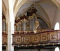 Bystrzyca Kłodzka, kościół św. Michała Archanioła, organy.JPG