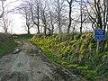 Byway from Lochmeyler - geograph.org.uk - 1700660.jpg