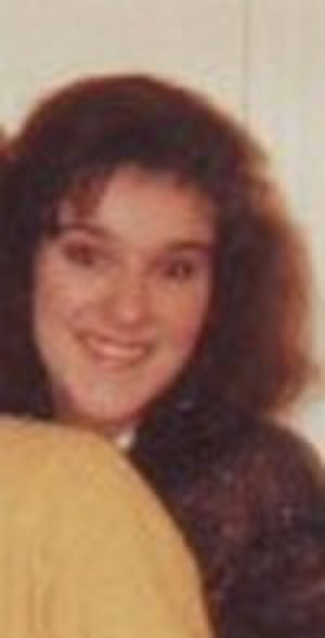 Celine Dion - Dion at the age of 18