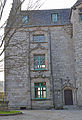 Côté manoir de Kéroulas (Saint-Pol-de-Léon).JPG