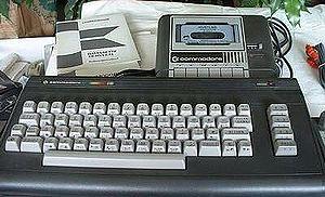 The Commodore 16