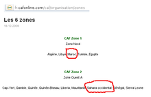 CAF africa zones french.png