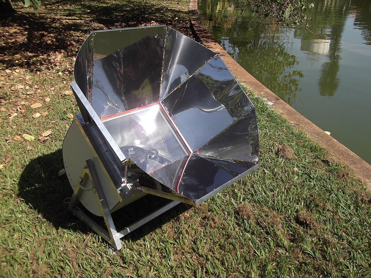 Image Result For Homemade Solar Oven