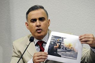 Tarek William Saab Venezuelan politician and lawyer