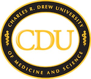 Charles R. Drew University of Medicine and Science - Image: CDU Logo