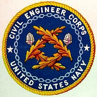 Civil Engineer Corps Staff corps of the United States Navy