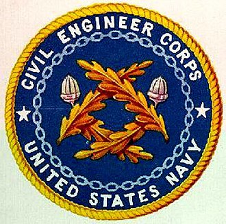 Civil Engineer Corps - U.S. Naval Civil Engineer Corps Insignia