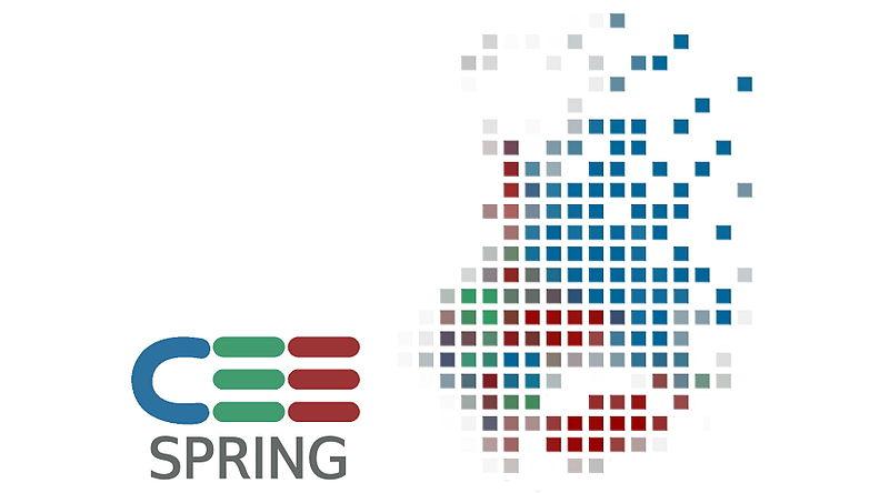 лого CEE Spring