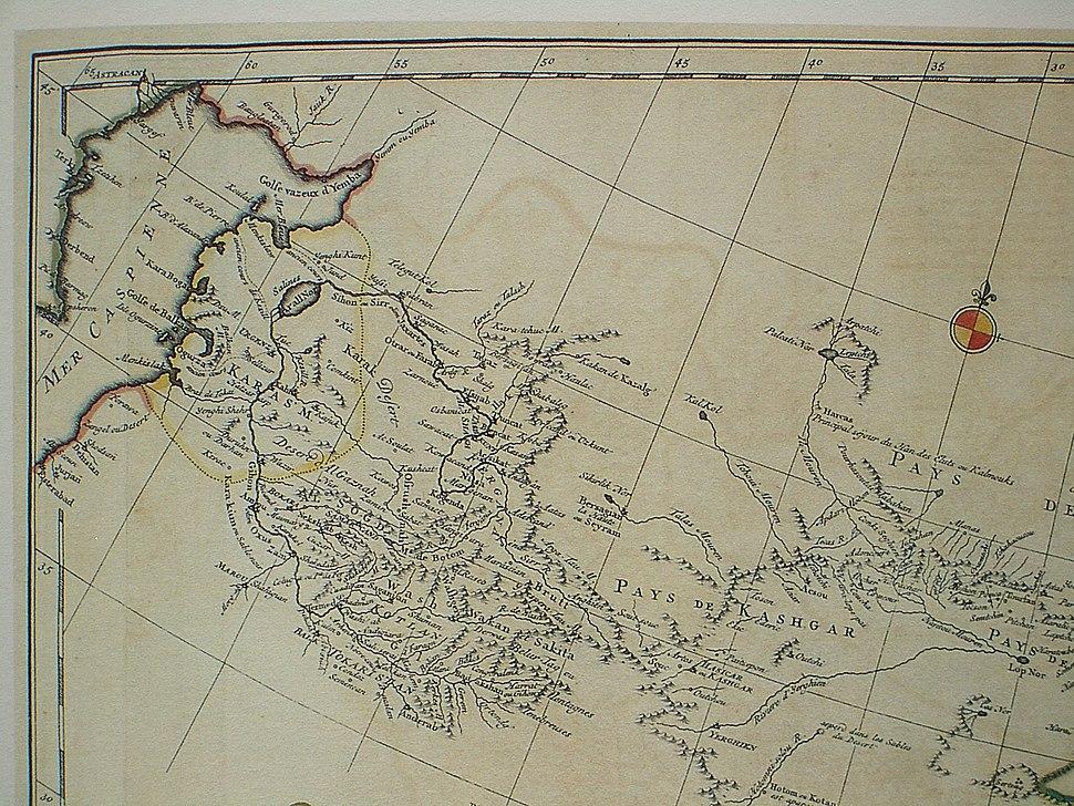 CEM-44-La-Chine-la-Tartarie-Chinoise-et-le-Thibet-1734-Central-Asia-2574