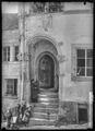 CH-NB - Moudon, Maison des Etats de Vaud, Façade, vue partielle - Collection Max van Berchem - EAD-7380.tif