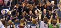 CJF Fleury Loiret Handball - Vainqueur Coupe de France 2014 02.png