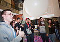 COD Meteorology Department Launches Weather Balloon 2015 30 (17301408072).jpg
