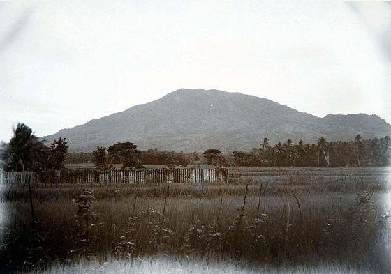 Gunung Karang Wikiwand