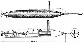 Confederate States Navy torpedo boat
