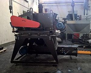 Coal-water slurry fuel - Coal water slurry fuel production machine in Austria