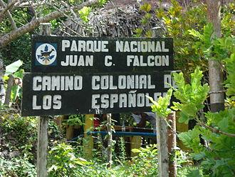 Juan Crisóstomo Falcón National Park - Image: Cabure 09