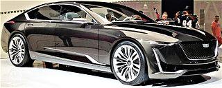 Cadillac Escala Motor vehicle