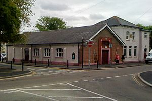 English: Caerleon Town Hall Category:Pictures ...