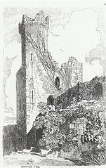 Caernarvon Castle N. Wales