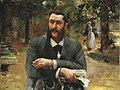 Caillebotte - L'homme au Gil Blas, 1880.jpg