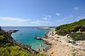 Cala Degli Inglesi (English Cove) - San Domino Island - Tremiti, Foggia, Italy - August 23, 2013 02.jpg