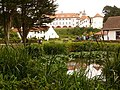 Caldey Island, village pond - geograph.org.uk - 2026064.jpg