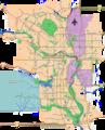 Calgary street map.png