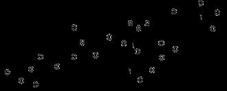 Enediyne - Calicheamicin: An  antitumor antibiotic featuring an enediyne unit