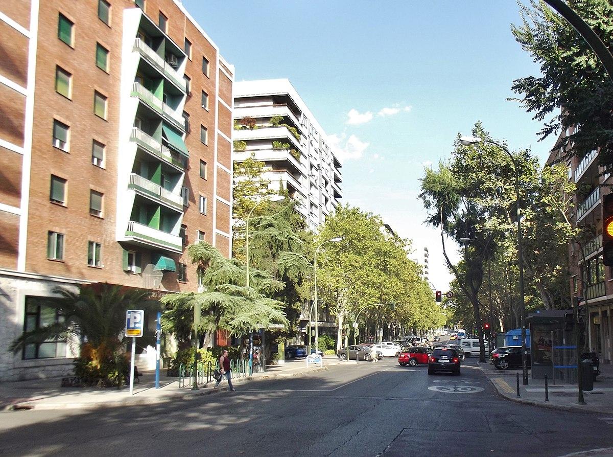 Calle de san germ n wikipedia la enciclopedia libre for Calle prado jerez 3 navacerrada