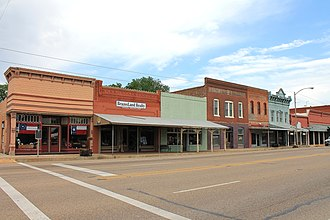 National Register of Historic Places listings in Robertson County, Texas - Image: Calvert 4