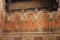 Camera della castellana di vergy, ciclo pittorico, 1350 circa 10.JPG