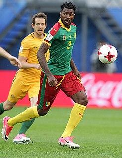 André-Frank Zambo Anguissa Cameroonian footballer
