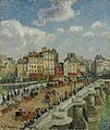 Camille Pissarro - The Pont-Neuf - Google Art Project.jpg